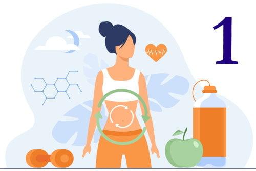 Здоровье для единицы