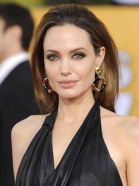 Анджолина Джоли число 5