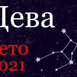 Дева гороскоп 2021 лето