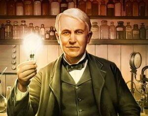 Число судьбы - 6 Томас Эдисон