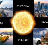 Солнечное затмение 10 июня 2021